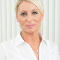 Team der Zahnarztpraxis Boeckelmann - Frau Irina Geworsky